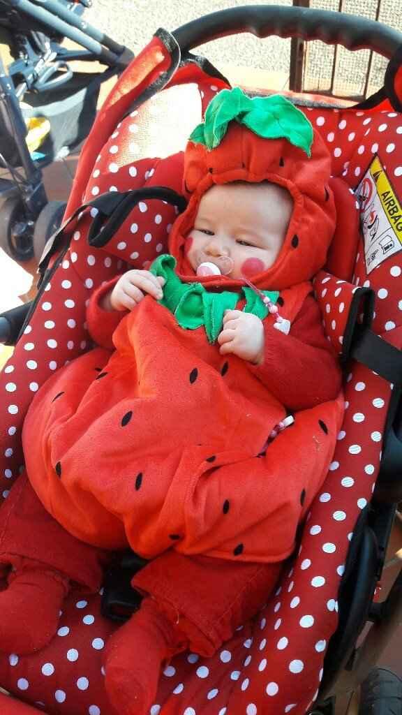 Carnevale ....la mia fragolina - 3