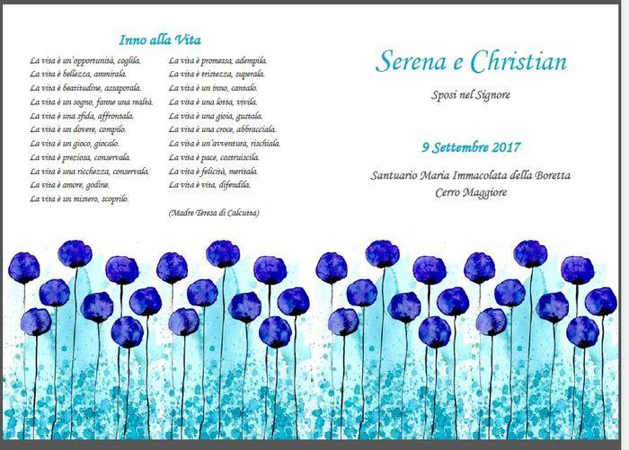 Libretti Messa Pronti Per La Stampa Fai Da Te Forum Matrimoniocom
