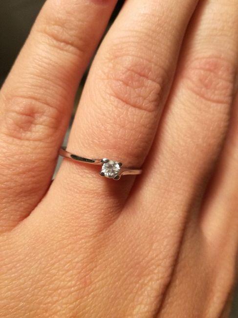 #LoveFriday - Mostrateci il vostro anello di fidanzamento 5