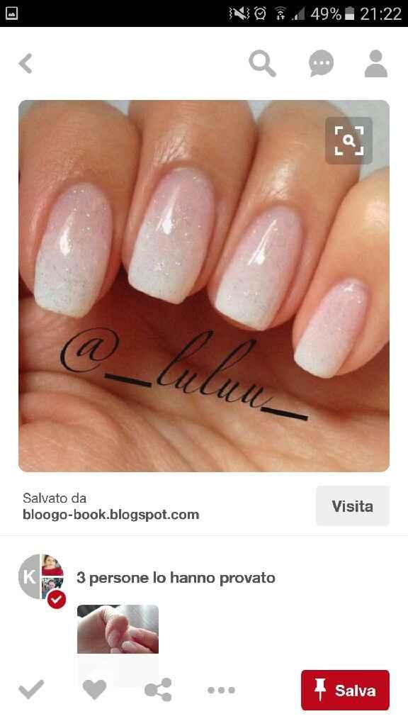 Che ne pensate di queste unghie? - 1