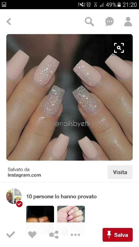 Che ne pensate di queste unghie? - 2