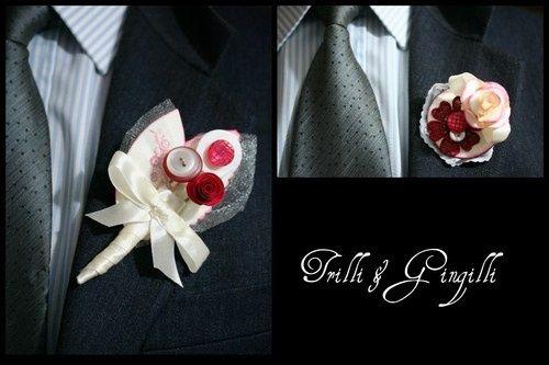 Auguri Matrimonio Per Lo Sposo : La bottoniera per lo sposo foto moda nozze