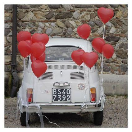 Spose in 500 quante siamo organizzazione matrimonio for Targa oggi sposi