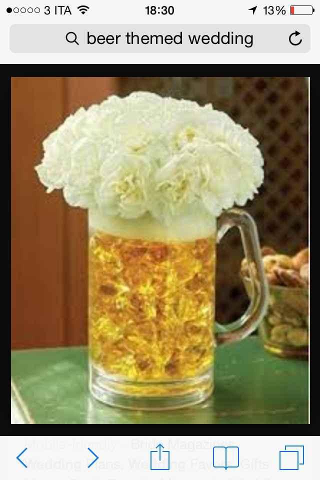 Matrimonio tema birra - 16