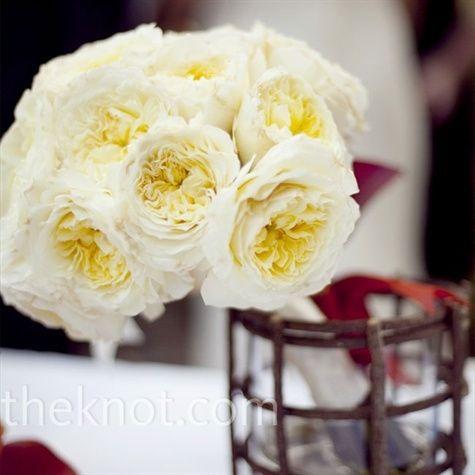 Bouquet di rose inglesi per sposine estive! - 6