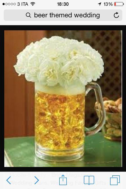 Matrimonio Tema Birra : Matrimonio tema birra organizzazione forum