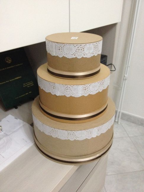 Famoso Torta porta buste - Fai da te - Forum Matrimonio.com LB95