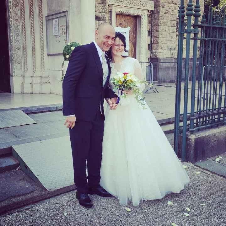 Sposi che celebreranno le nozze il 30 Maggio 2020 - Torino - 1