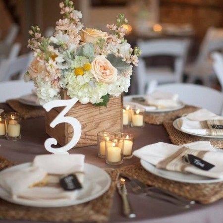 Tema Matrimonio Rustico Organizzazione Matrimonio
