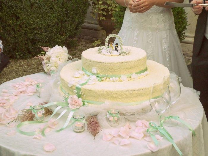 La nostra torta!
