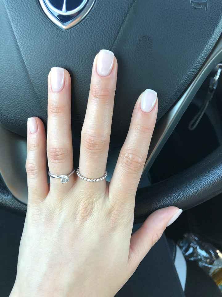 Prima prova unghie!!! - 1