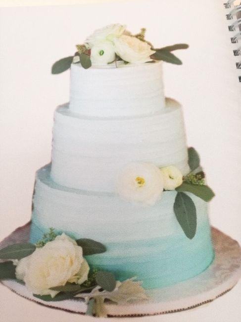 Wedding cake 🍰 6