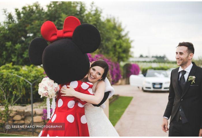 30 idee per nozze a tema Disney: vota! ✨ 1