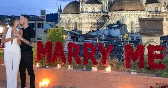 Castrovilli-Risaliti: la proposta è un vero trionfo di romanticismo! 3