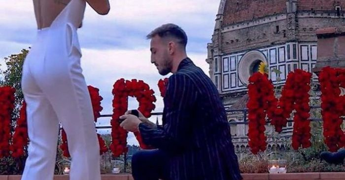 Castrovilli-Risaliti: la proposta è un vero trionfo di romanticismo! 2