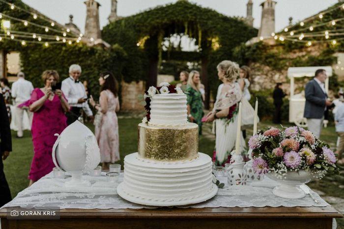 Quali decorazioni per la torta? 1