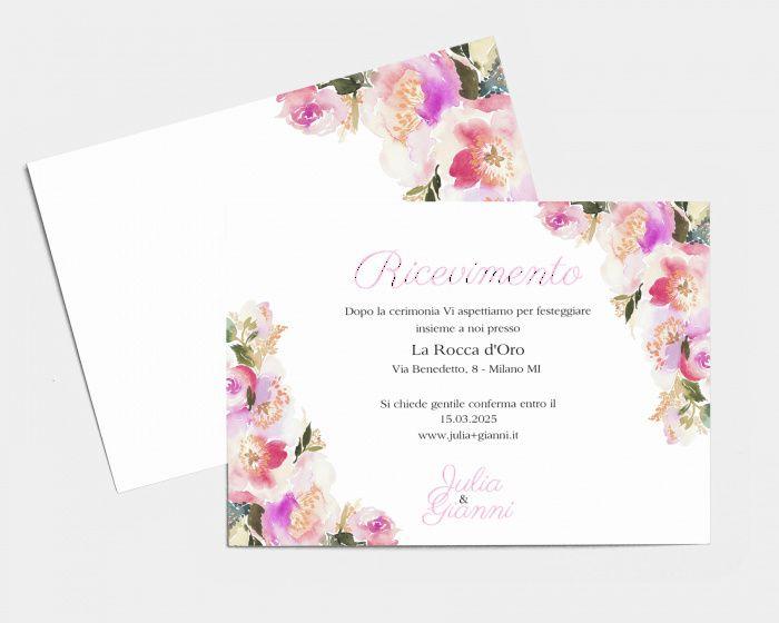 Partecipazioni floreali: scegli! 2