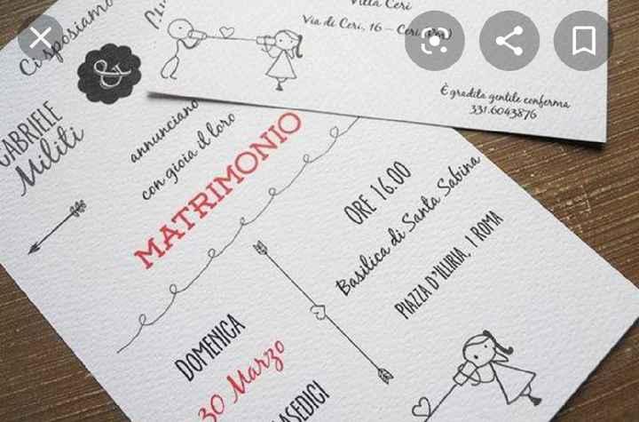 Cosa scrivere nelle partecipazioni di nozze - 2