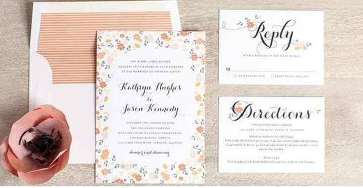 Cosa scrivere nelle partecipazioni di nozze - 3