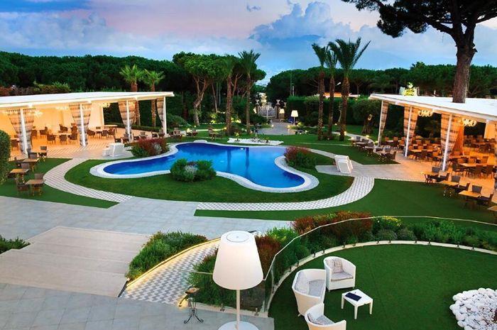 Confusa e felice campania forum - Villa mirabilis piscina ...