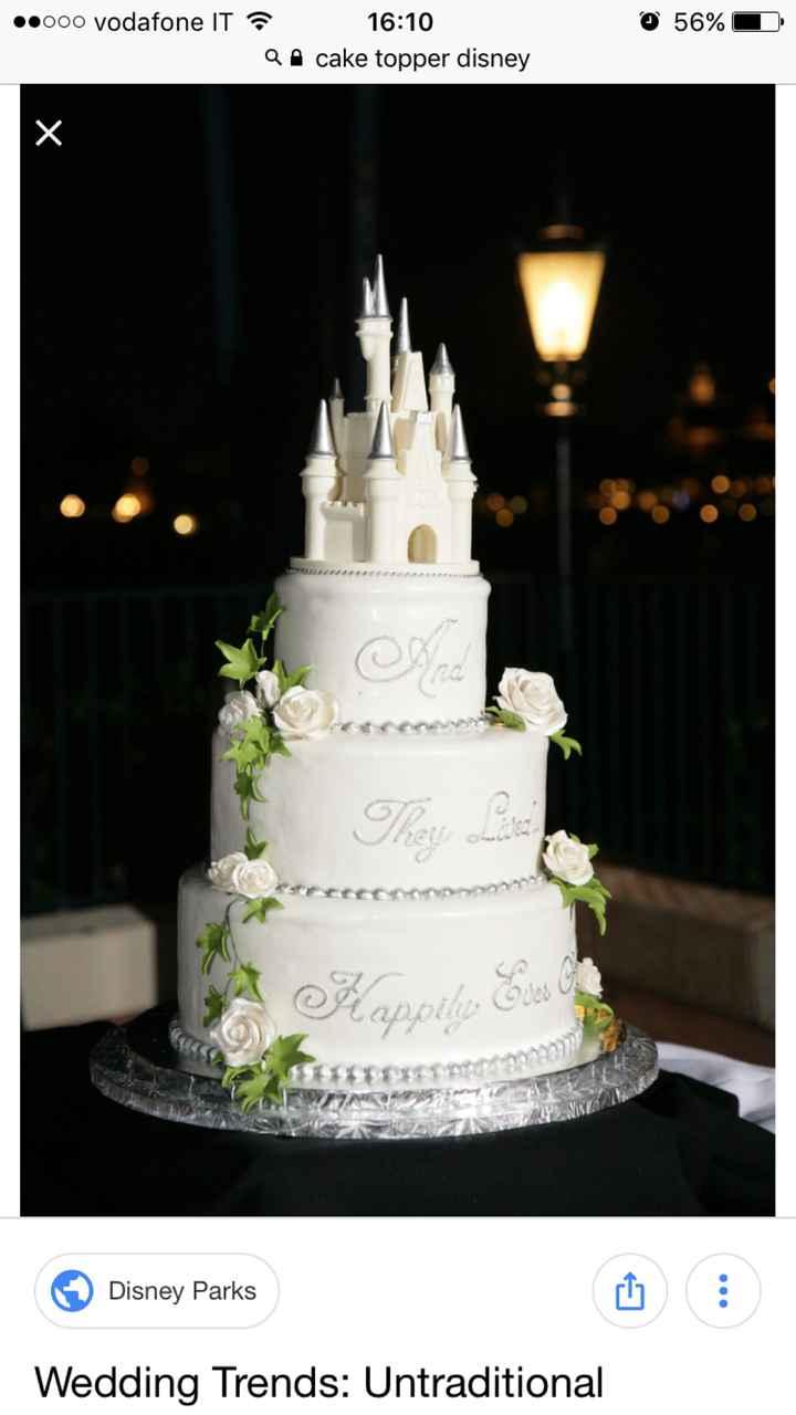 Torta nuziale 🍰 - 1