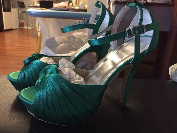 S di scarpe da sposa - 1