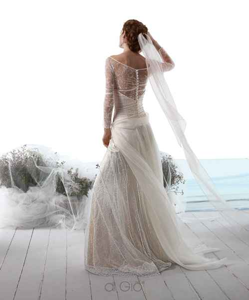 Quale stilista rappresenta di più il tuo stile? - Le spose di Giò 2016 - 1