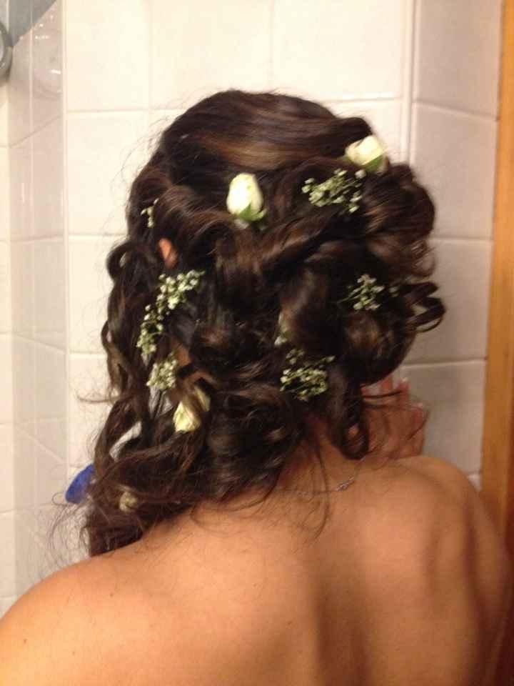 Aiuto capelli ricci - 1