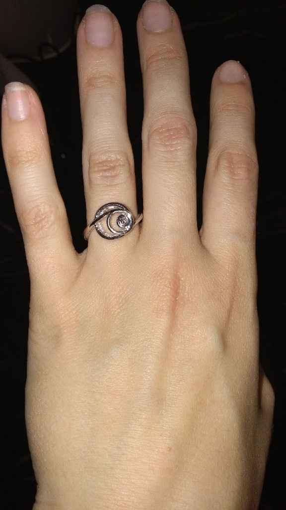 Ed ecco il mio magnifico anello!! - 1