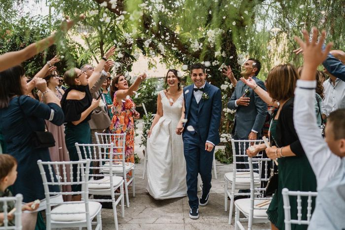 9 e 10 settembre: uno splendido matrimonio in due giorni! 1