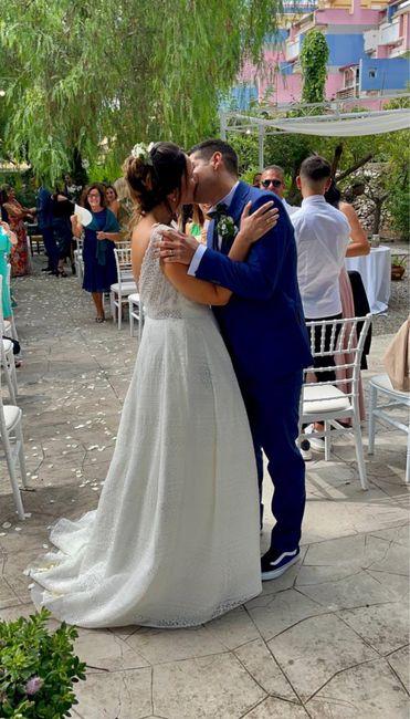 9 e 10 settembre: uno splendido matrimonio in due giorni! 5