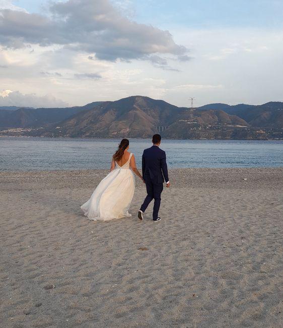 9 e 10 settembre: uno splendido matrimonio in due giorni! 6