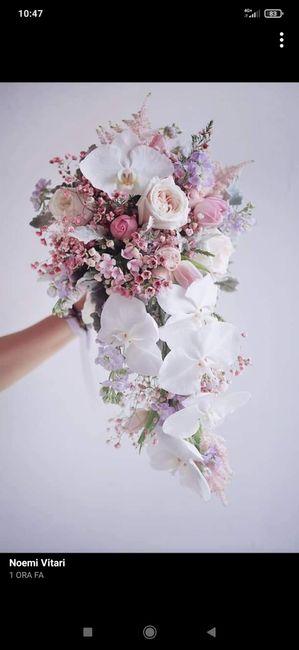 Orchidee nel bouquet: le scegliereste? 2