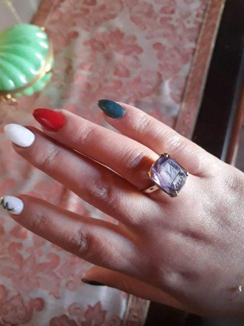 Anello di fidanzamento 💍 16