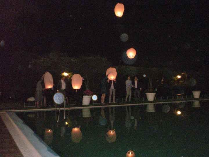 le mie lanterne