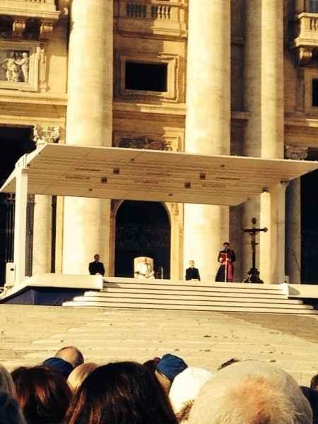 Benedizione papale...a Roma! - 1