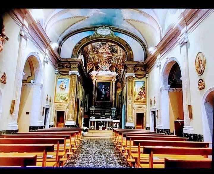 La mia chiesa del 💓 - 1
