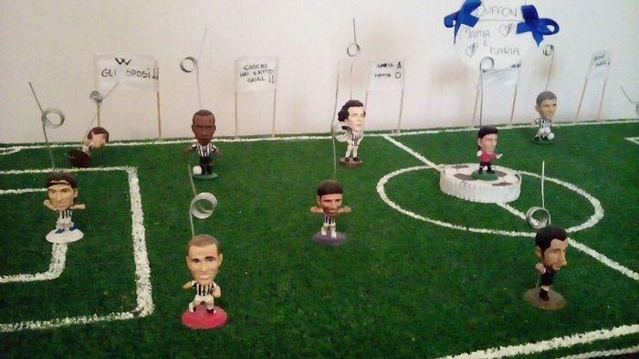 Matrimonio Tema Calcio : Tableu tema calcio fai da te forum matrimonio