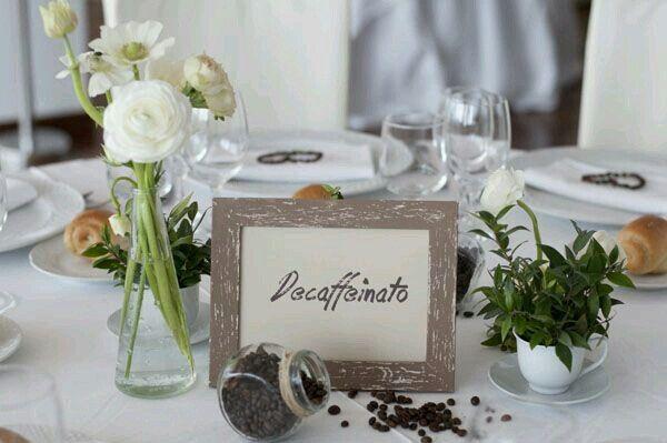 Matrimonio Tema Uccelli : Matrimonio tema caffè organizzazione