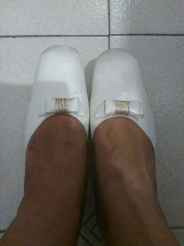 Pantofole sposa - 3
