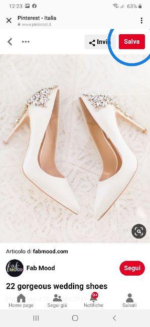 Scarpe tacco matrimonio 1