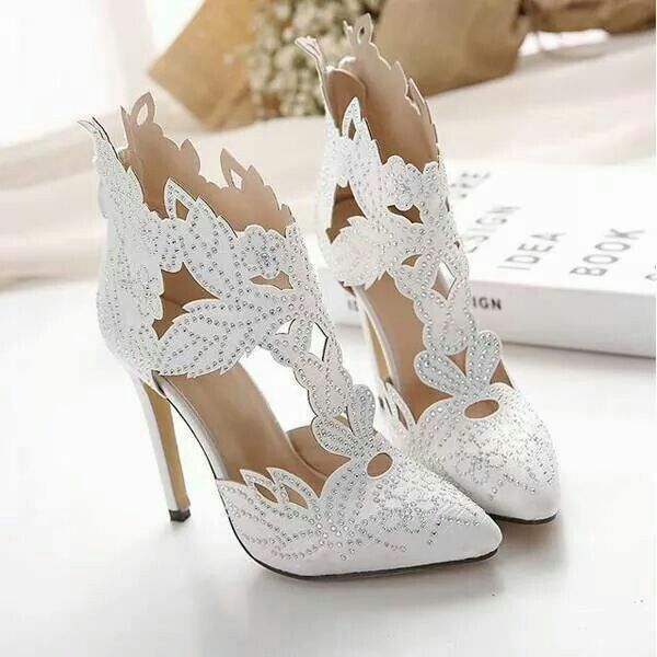 Le mie scarpe se mi sposassi oggi! - 1