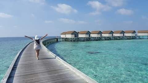 Maldive honeymoon😍❤️ - 8