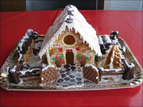 Casetta Di Natale Con Biscotti : Casette di pan di zenzero pagina 10 organizzazione matrimonio