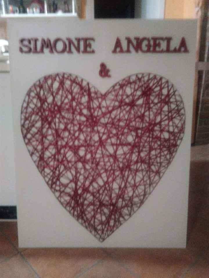 """Tableau tema """"l'amore"""" - 1"""