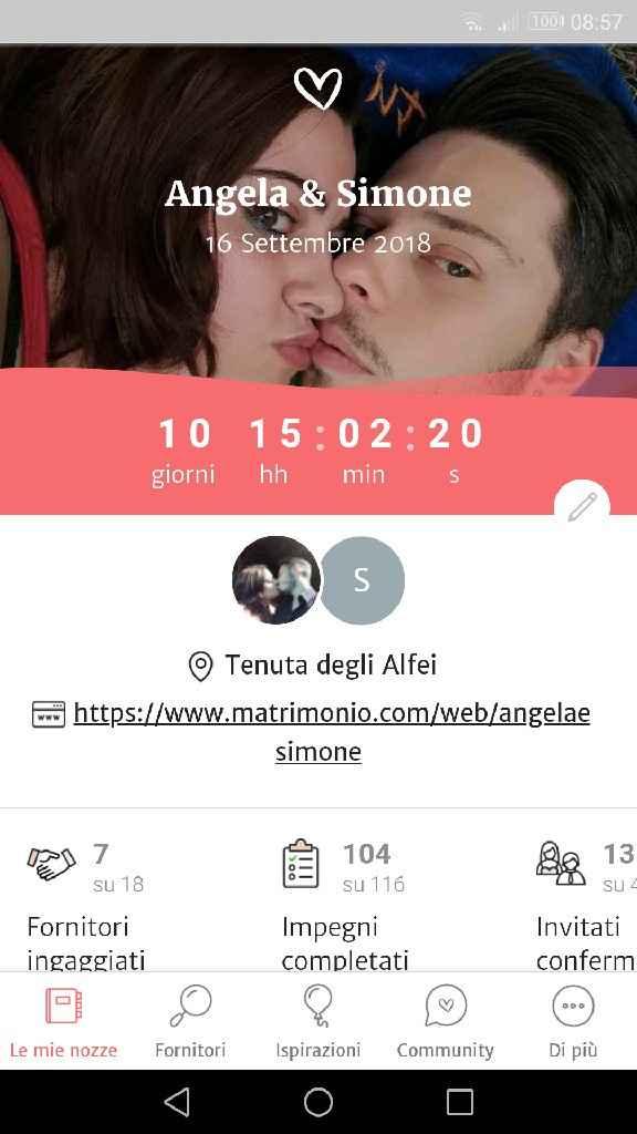 - 10 al matrimonio... - 1