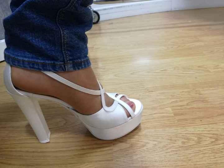 Sposine vi va di postare le vostre scarpe da sposa?! - 2