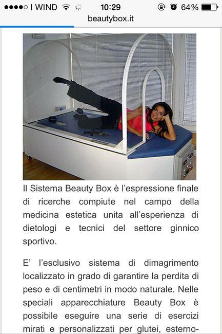 beauty box salute bellezza e dieta forum. Black Bedroom Furniture Sets. Home Design Ideas