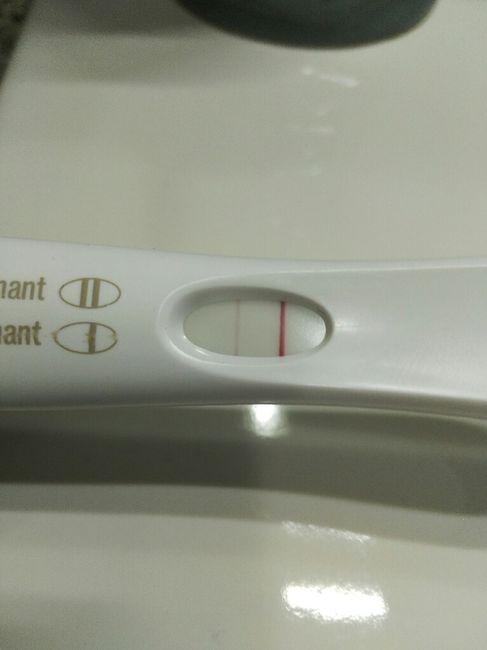 Test one step gravidanza - 2