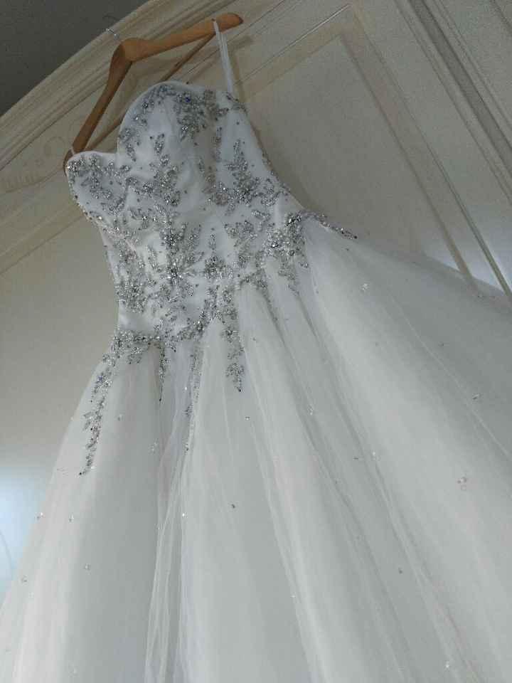 Tutorial lavaggio abito da sposa..in casa! - 6